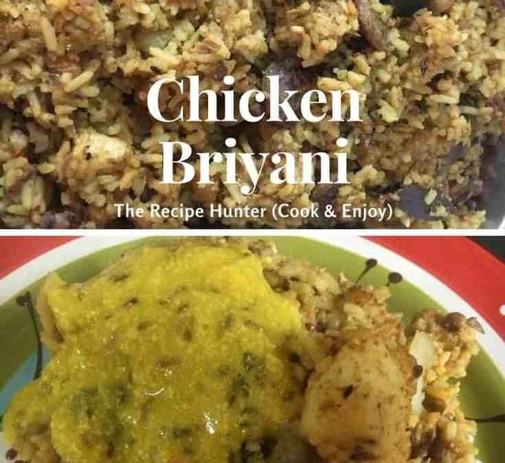 Bobby's Chicken Briyani