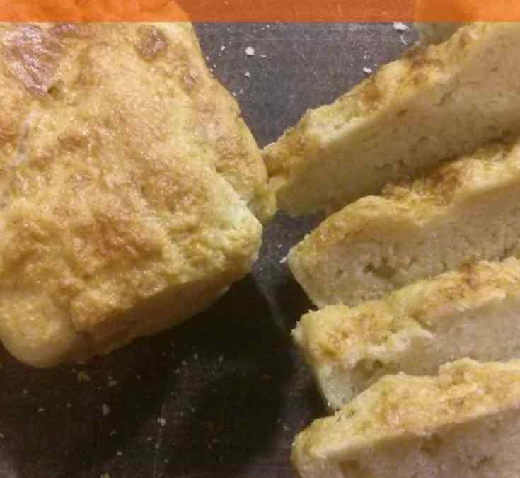 Sean's Fluffy Gluten Free Yeast Bread