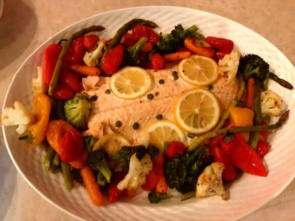 Guest: For the Love of Salmon