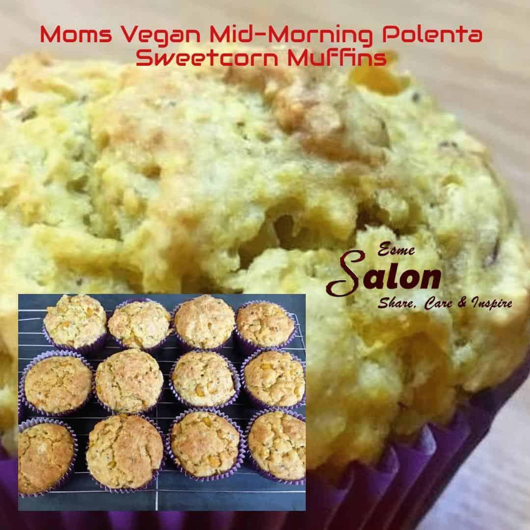 Vegan Eggless Muffins