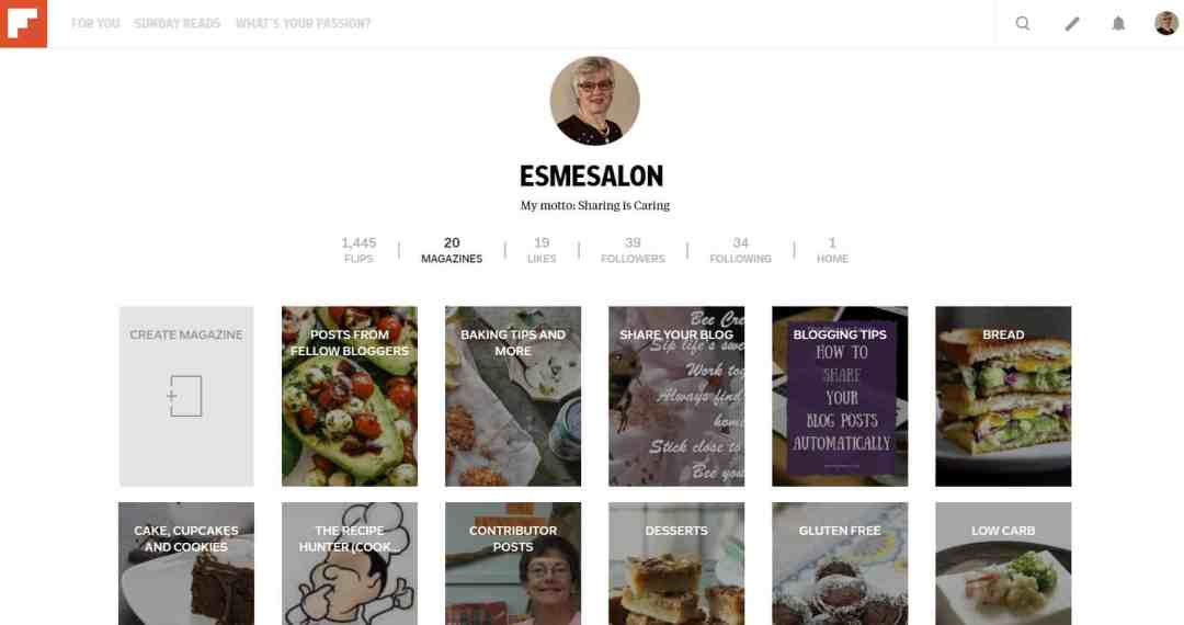 An Easy FLIPBOARD guide for bloggers