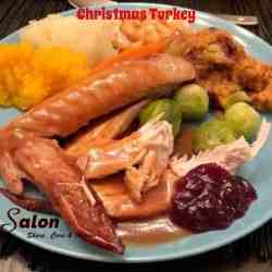 Christmas Turkey Meal