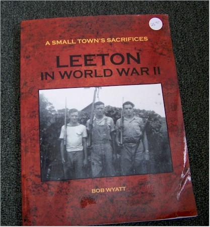 Leeton in World War II