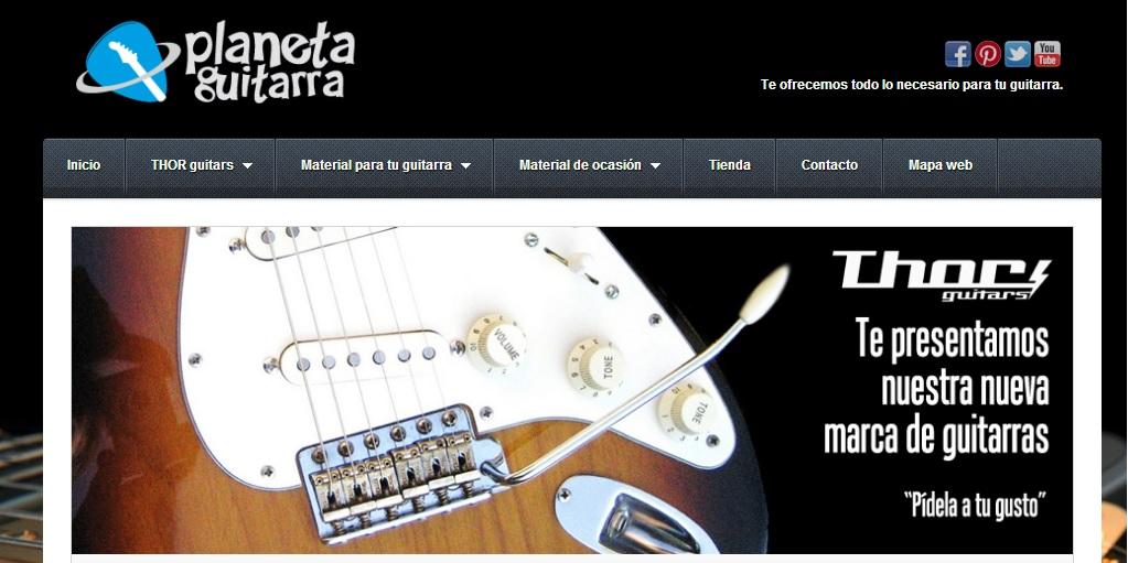 planeta guitarra