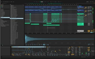 Técnicas de producción musical sobre Ableton Live, Push i Link