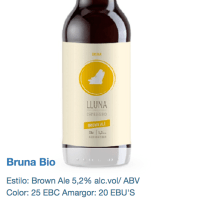 LLUNA BROWN ALE