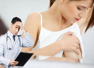 ¿Es normal que salga líquido de los senos?