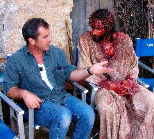 La foto de Cristo que hace reflexionar a las personas