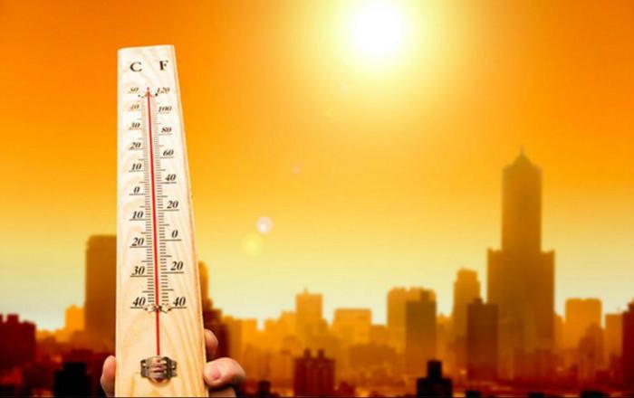 Índice de calor podría llegar a 107 grados