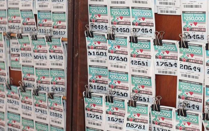 Roban billetes de lotería en Ponce