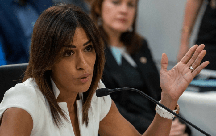 Procuradora de las mujeres promueve campaña para frenar la violencia doméstica