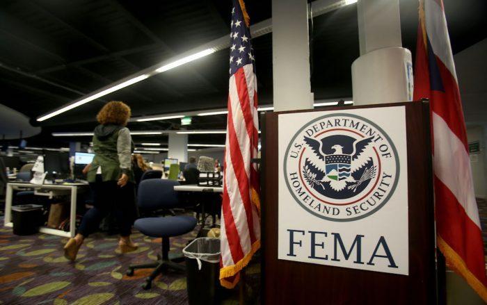 FEMA suspende servicios ante el paso de la tormenta
