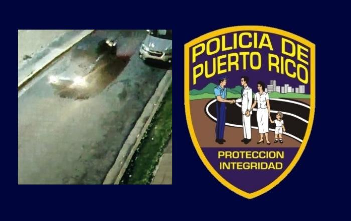 Policía busca auto involucrado en muerte peatón