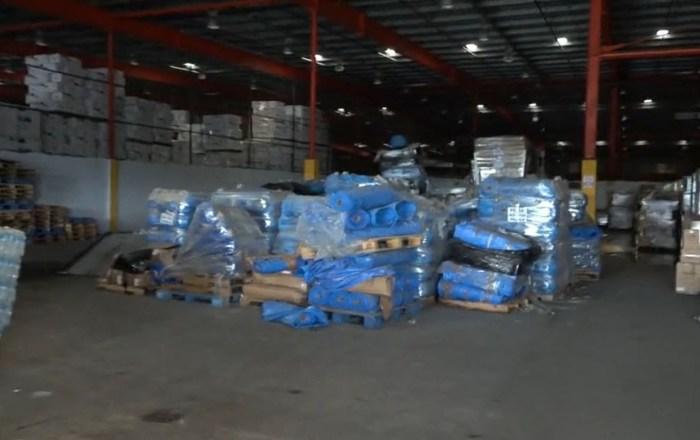 Dos contratos vigentes para almacenar suministro: uno en Ponce y otro en Guaynabo