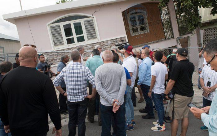 Alcaldes ayudan a municipios afectados por sismos