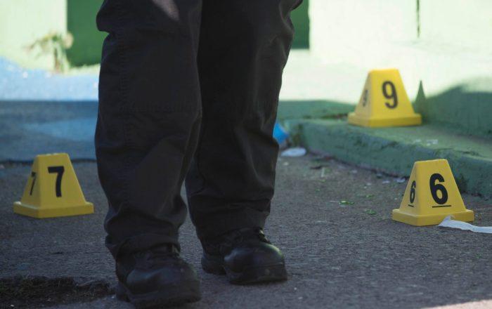 Asesinan joven en el callejón San Juan