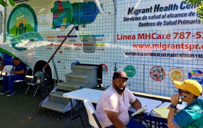 Llevan servicio de salud a pueblos afectados por terremoto