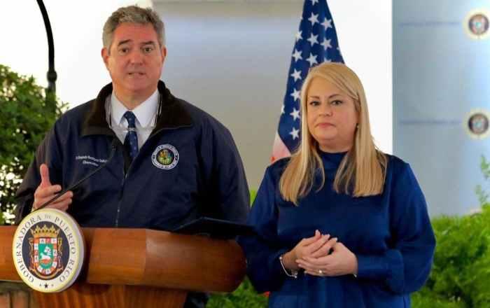 Gobernadora firma Resolución que asigna $500 millones ante emergencia
