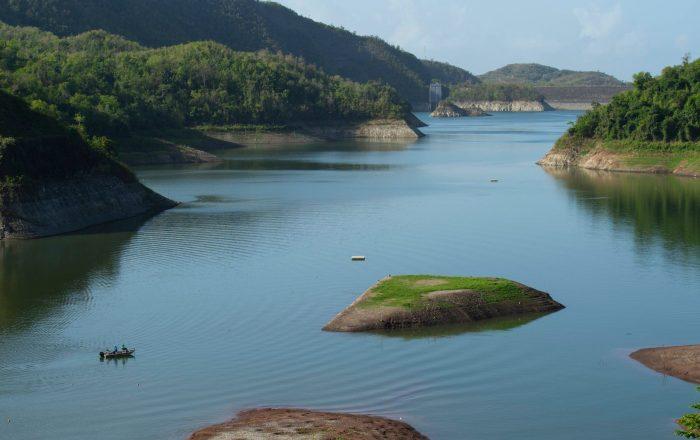 Sequía mantiene en baja los embalses