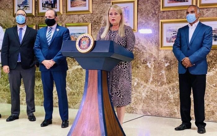 Pandemia crece en Puerto Rico mientras Gobernadora espera recomendaciones