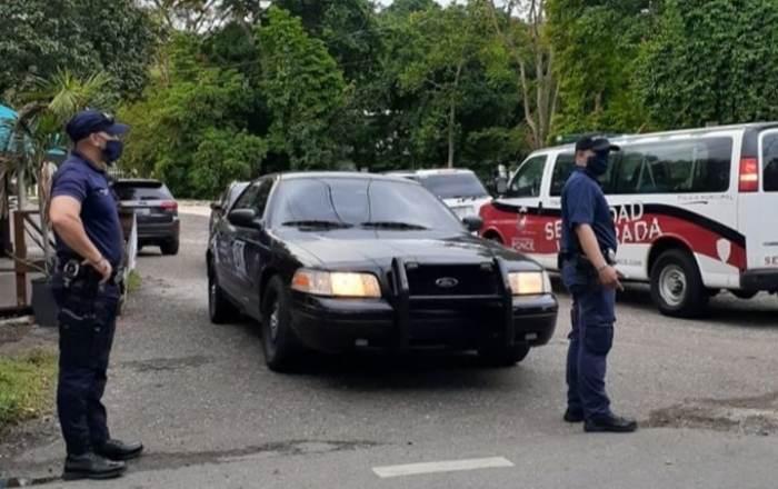Policía Municipal de Ponce multa 11 personas por no usar mascarilla
