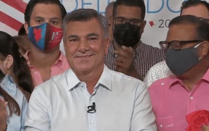 Charlie Delgado presenta plan para combatir corrupción e inversionismo político