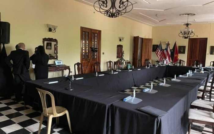 Apagón causa suspensión de vistas de transición en Ponce