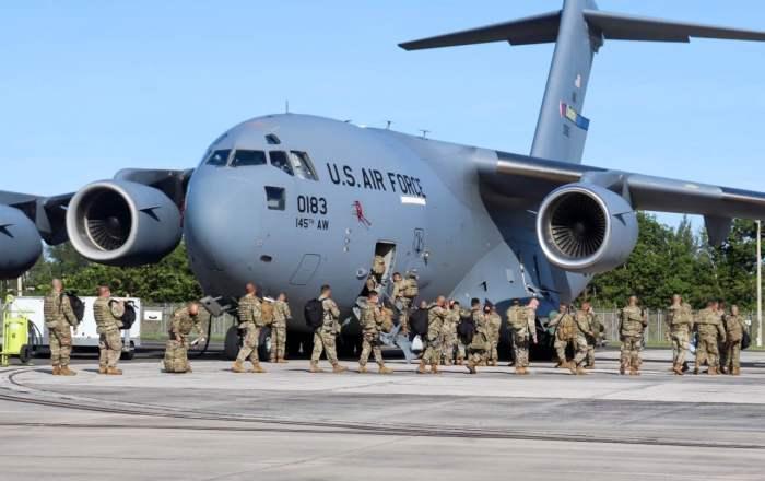 127 soldados boricuas protegerán toma de posesión de Biden