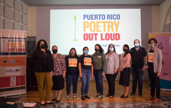 ICP anuncia final de la 13ra edición de Poetry Out Loud