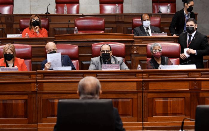 Posiciones mixtas en vista pública para evaluar el Proyecto del Senado 184