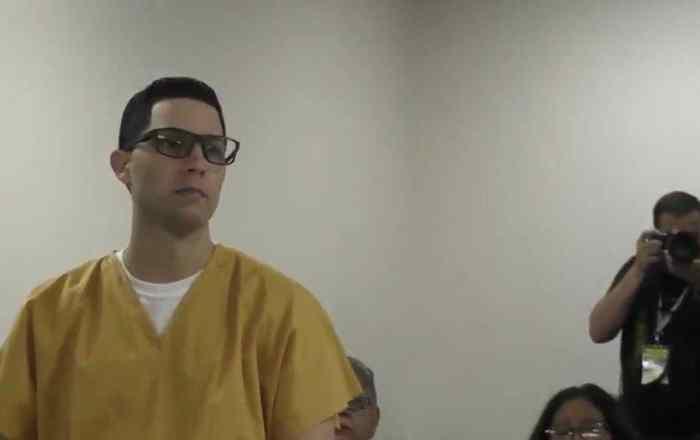 Surge que hay otro vídeo en el caso contra Jensen