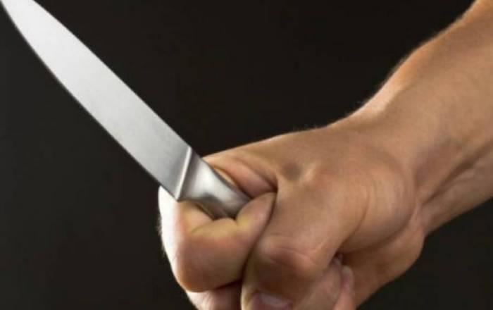 Joven sufre agresión con arma blanca