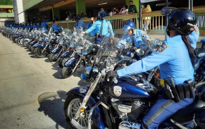 Reclutarán policías con salario inicial de $1,818 al mes