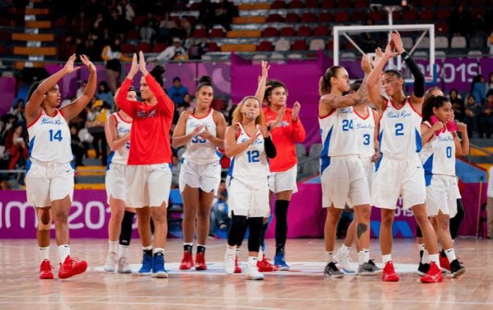 Selección Nacional Femenina de Baloncesto cae ante China