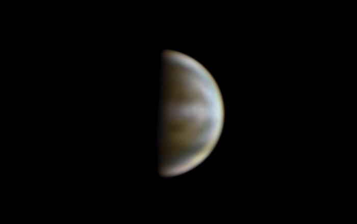 Se verá Venus a simple vista esta noche