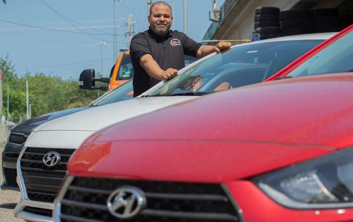 Reinventa su negocio con Fácil Car Rental