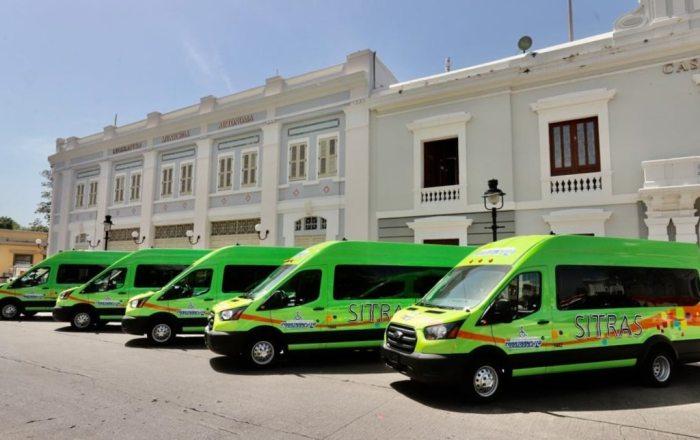 SITRAS amplía servicios de transportación para personas con discapacidad física