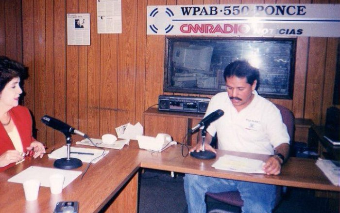 """Muere """"El Profesor"""" José Elías Torres de WPAB 550"""