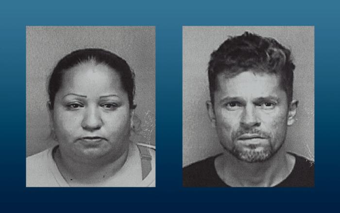 Cargos contra pareja por maltrato de 5 menores