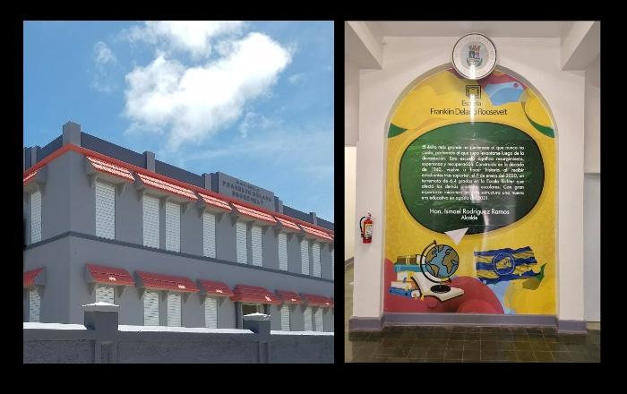 Estudiantes de Guánica regresan a clases presenciales mañana