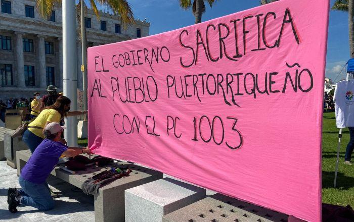 'Tatito' Hernández pide prudencia a los manifestantes