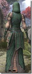 Akaviri Homespun Robe - Female Back