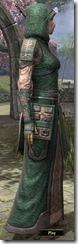 Akaviri Homespun Robe - Female Side