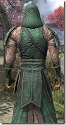 Akaviri Homespun Robe - Male Close Back