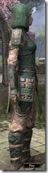 Akaviri Homespun Shirt - Female Side