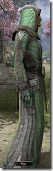 Ancient Elf Homespun Robe - Male Side