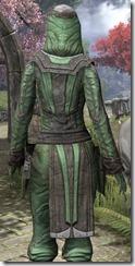 Ancient Elf Homespun Shirt - Female Close Back