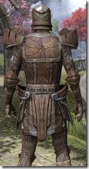 Ancient Elf Rawhide - Male Close Back