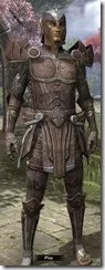 Ancient Elf Rawhide - Male Front