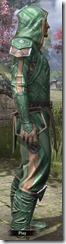 Ancient Orc Homespun Shirt - Male Side